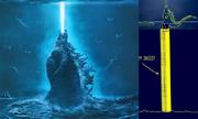 Làm thế nào Godzilla cao 120m đứng giữa đại dương sâu cả nghìn mét?