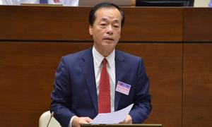 Quốc hội tiếp tục chất vấn Bộ trưởng Xây dựng