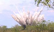 Quả bom 340 kg ở Quảng Trị được hủy nổ