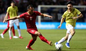 Thái Lan 0-1 Việt Nam