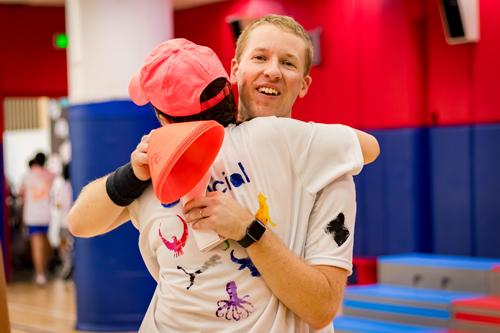 Tại ISSP, học sinh được khuyến khích tham gia vào các hoạt động thể thao