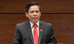 Bộ trưởng Giao thông vận tải trả lời chất vấn Quốc hội