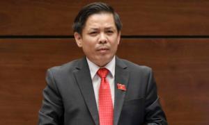 Bộ trưởng Nguyễn Văn Thể tiếp tục trả lời chất vấn trước Quốc hội