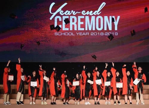 17 học sinh Quốc tế Việt Úc nhận học bổng du học hơn 2 triệu USD - 1