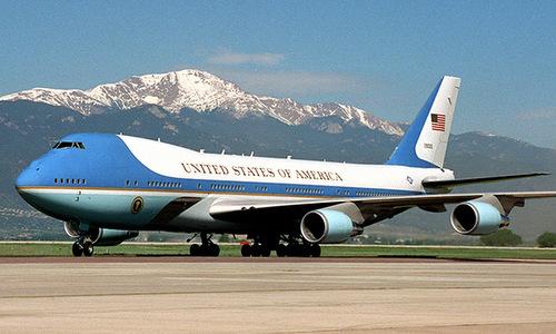 Chuyên cơ Không lực Một của Mỹ. Ảnh: Whitehouse.