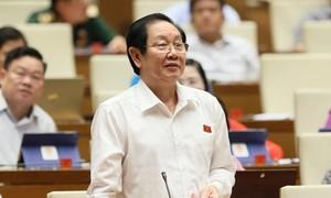 Bộ trưởng Nội vụ: 'Không có quy định kinh doanh chùa'