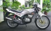Thanh niên Singapore trộm xe máy đi về nhà vì lỡ xe bus