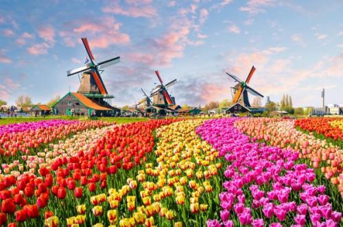 Hà Lan là một trong những quốc gia an toàn nhất thế giới.