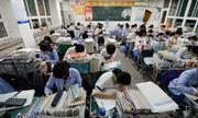 Cuộc chiến của 10 triệu thí sinh Trung Quốc trong kỳ thi 'khắc nghiệt nhất hành tinh'