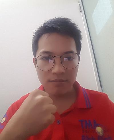 Nguyễn Văn Chiến trở thành kỹ sư AI tại TMA Solutions sau 2 tháng học và 3 tháng thực tập.