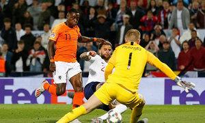 Hà Lan 3-1 Anh