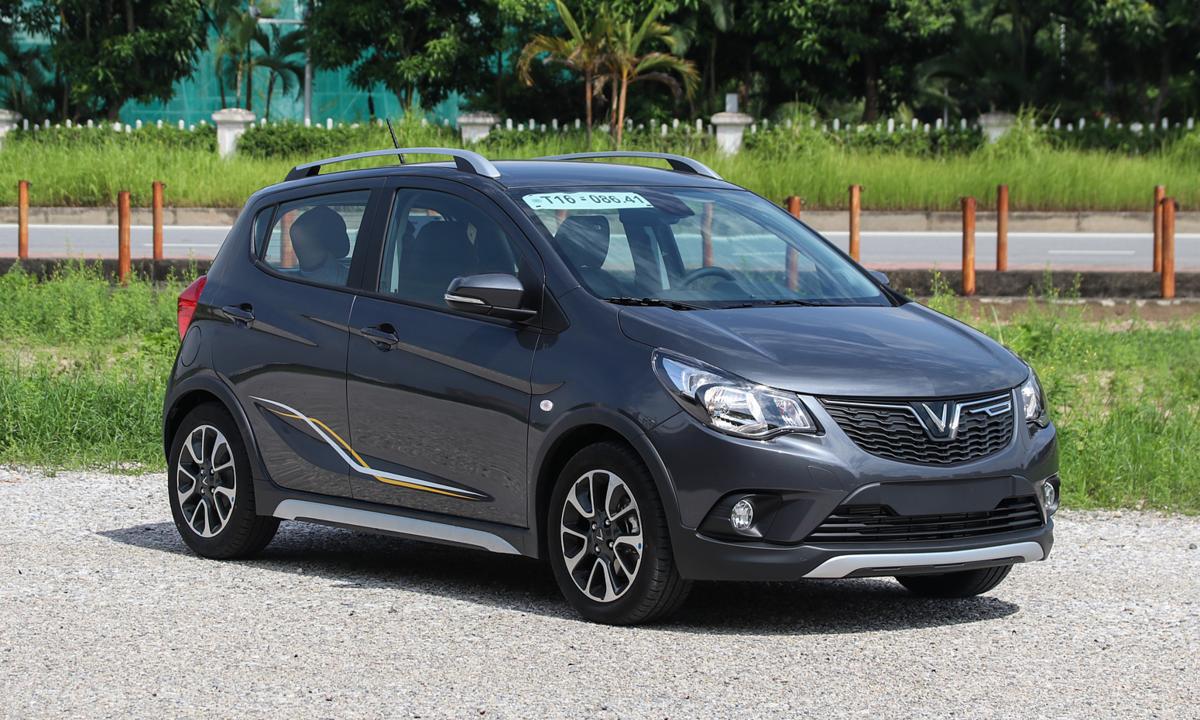 VinFast Fadil - xe nhỏ nhiều tính năng, dễ lái cho khách Việt