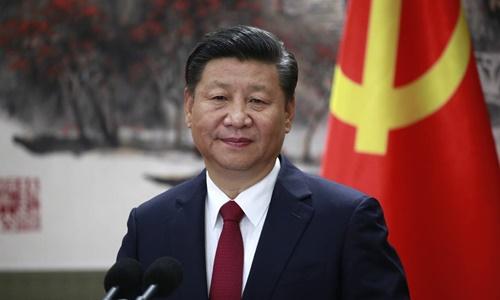 Chủ tịch Trung Quốc Tập Cận Bình. Ảnh: WSJ.