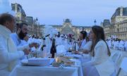 10.000 người Pháp dự 'Bữa tối Trắng' để kết nối cộng đồng