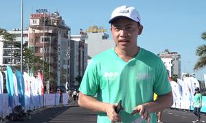 Các runner cần lưu ý gì để tránh sốc nhiệt trong nắng nóng Quy Nhơn