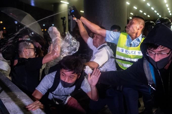 Cuộc biểu tình phản đối luật dẫn độ sang Trung Quốc của người Hong Kong