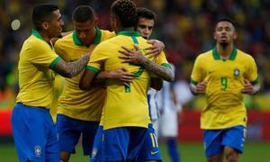 Brazil 7-0 Honduras