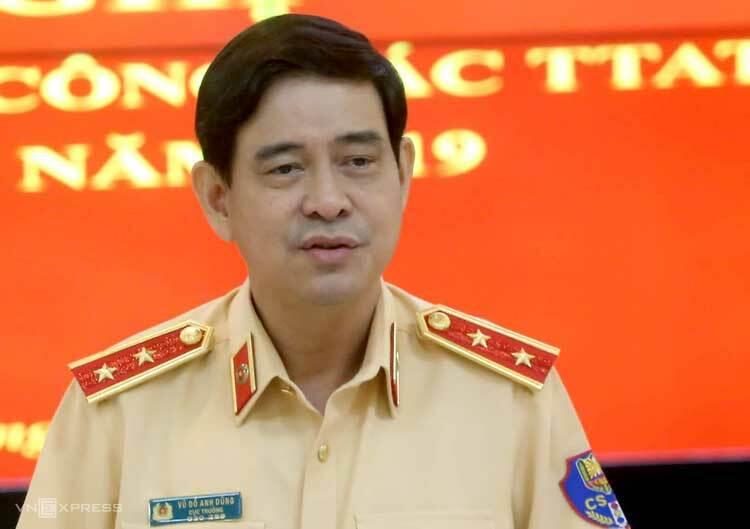 Cục trưởng Cục CSGT: Tương lai cảnh sát chỉ xử phạt qua camera
