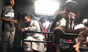 Chàng trai Yemen hoảng sợ nhảy khỏi ghế khi xem phim bằng kính thực tế ảo