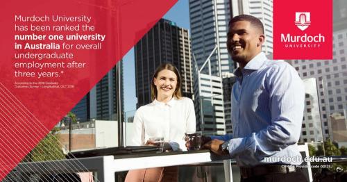Murdoch lọt top 100 trường đại học trẻ tốt trên thế giới;