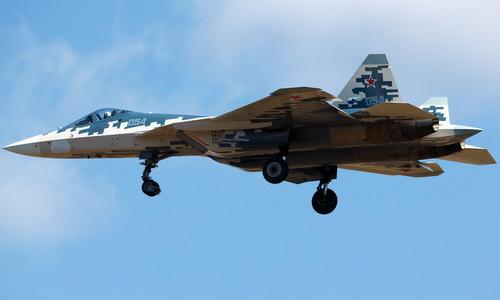 Một nguyên mẫu tiêm kích Su-57 của Nga. Ảnh: Russian Planes.