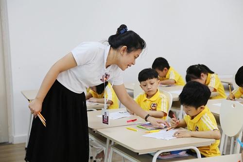 Vietschool triển khai mô hình giáo dục khai phóng ở bậc phổ thông.