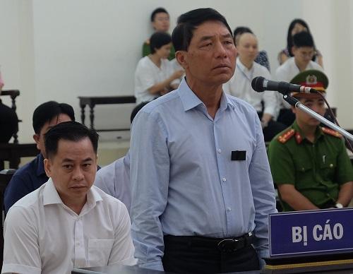 Cựu thứ trưởng Trần Việt Tân. Ảnh: N.A.