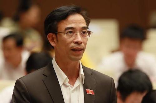 Đại biểu Nguyễn Quang Tuấn. Ảnh: Ngọc Thắng