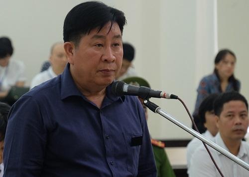 Cựu thứ trưởng Công an Bùi Văn Thành. Ảnh: N.A.