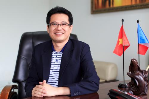 Ông Nguyễn Anh Vũ, Phó tổng giám đốc VNG, Chủ Tịch của Hiệp hội Quản trị Nguồn hhân lực – HCMG.