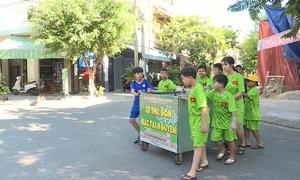 Câu lạc bộ môi trường nhí ở Đà Nẵng