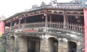 Quảng Nam tìm giải pháp trùng tu chùa Cầu