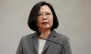 Lãnh đạo Đài Loan chỉ trích cảnh sát Hong Kong trấn áp người biểu tình