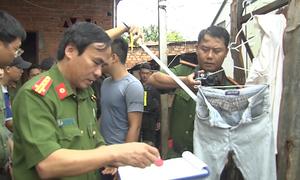 5 tụ điểm bán ma túy bị công an Đắk Lắk triệt phá