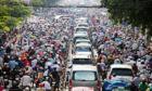 Không dẹp Ãðợc kẹt xe, Sài Gòn chða phải thành phá» ÃÃÂ¡ng sá»ng