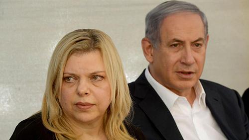 Thủ tướng Israel Benjamin Netanyahu và phu nhânSara Netanyahu. Ảnh: CBN News