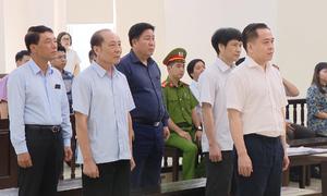 Vũ 'Nhôm' cùng hai cựu thứ trưởng công an không được giảm án