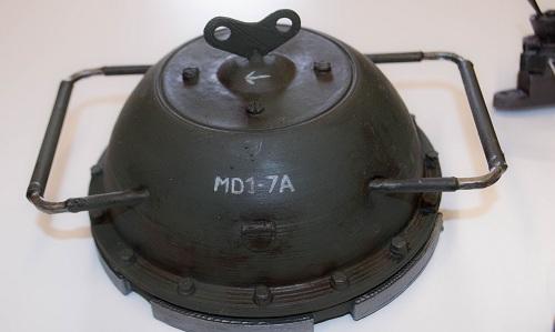 Thủy lôi từ trường MD-1 được hải quân Anh và Mỹ sử dụng trong Thế chiến II. Ảnh: History.