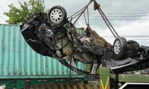 Vụ container tông chết 5 người ở Tây Ninh xảy ra như thế nào?