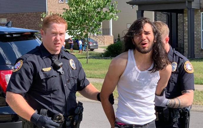 Matthew Castro bị bắt giữ lần thứ hai vào ngày 13/6.