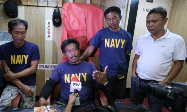 """Thuyền trưởng tàu Philippines bị đâm chìm: """"Không có tàu Việt Nam, chúng tôi đã chết"""""""