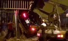 Ôtô lao vào ba nhà dân ở Bình Phước, một người chết