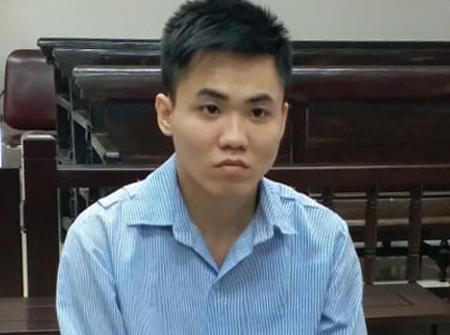 Bị cáo Vũ Linh tại phiên tòa phúc thẩm.
