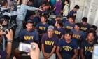 Hải quân Philippines khẳng định tàu Việt Nam cứu ngư dân bị đâm chìm ở Biển Đông