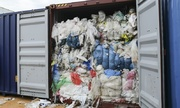 Indonesia trả 5 container rác cho Mỹ