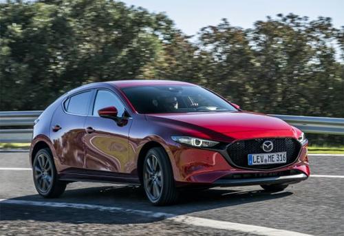 Mazda3 thế hệ mới
