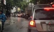 Ảnh kẹt xe ngăn nắp ở Hà Nội và niềm tin của người Việt