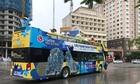 Quảng Ninh khai trương tuyến buýt hai tầng đầu tiên