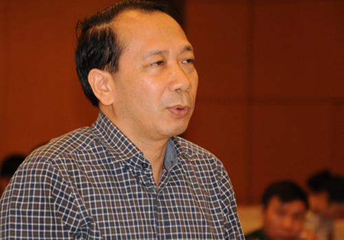 Ông Trần Đức Quý, Phó chủ tịch tỉnh Hà Giang. Ảnh: Viết Tuân.