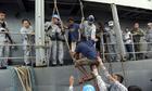 22 người Philippines được tàu cá Tiền Giang cứu như thế nào